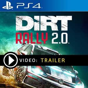 DiRT Rally 2.0 PS4 en boîte ou à télécharger