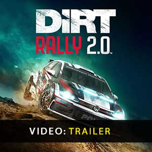 DiRT Rally 2.0 Bande-annonce vidéo