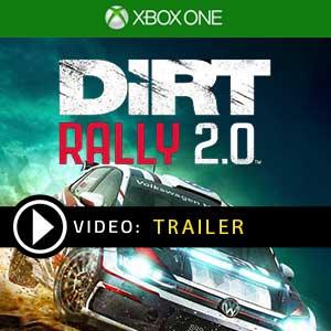 DiRT Rally 2.0 Xbox One en boîte ou à télécharger