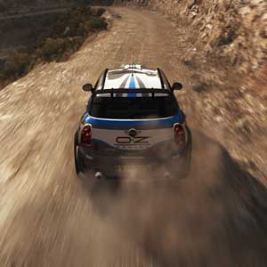 DiRT Rally Gameplay