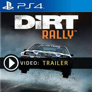 Dirt Rally PS4 en boîte ou à télécharger