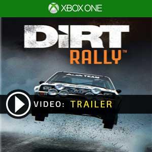 Dirt Rally Xbox One en boîte ou à télécharger