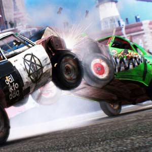 Dirt Showdown Gameplay