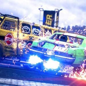 Dirt Showdown Course de voiture