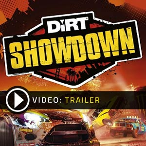 Acheter Dirt Showdown Clé CD Comparateur Prix