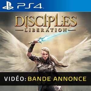Disciples Liberation PS4 Bande-annonce Vidéo