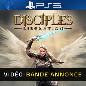 Disciples Liberation PS5 Bande-annonce Vidéo