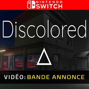 Discolored Nintendo Switch Bande-annonce vidéo