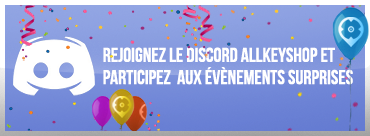 Discord surprise events