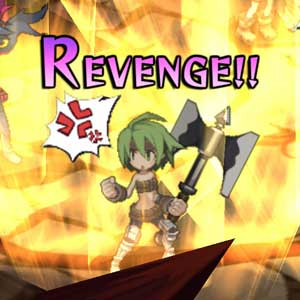 Disgaea 5 Alliance of Vengeance PS4 Vengeance
