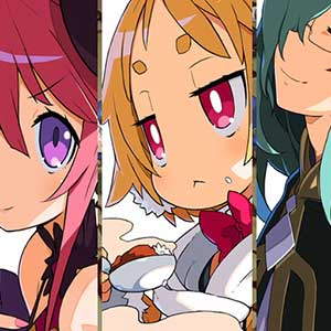 Disgaea 5 Complete Personnages
