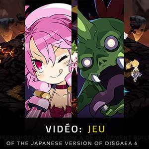 Disgaea 6 Defiance of Destiny Vidéo de gameplay