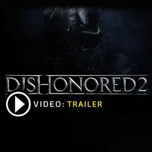 Acheter Dishonored 2 Clé Cd Comparateur Prix