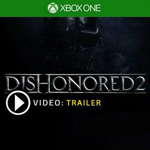 Dishonored 2 Xbox One en boîte ou à télécharger