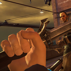 Dishonored Combat à l'épée