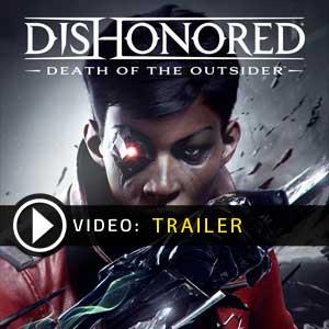 Acheter Dishonored La mort de l Outsider Clé Cd Comparateur Prix