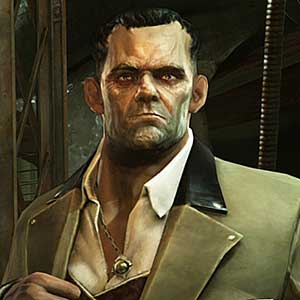 Dishonored DLC - la Lame de Dunwall Daud