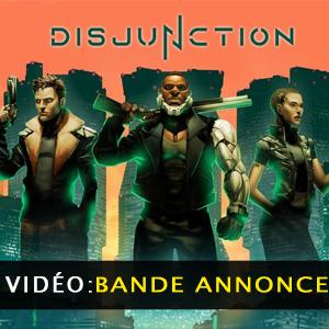 Disjunction Bande-annonce vidéo