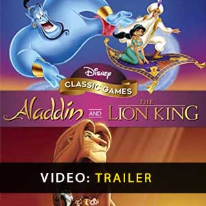 Buy Disney Classic Games Aladdin and The Lion King CD Key Compare Prices