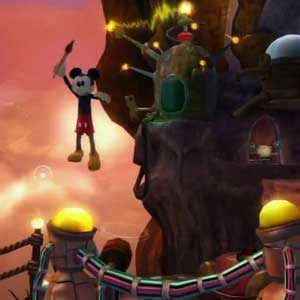 Disney Epic Mickey 2 Gameplay