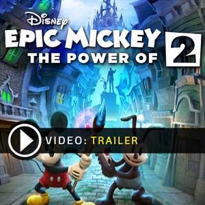 Acheter Disney Epic Mickey 2 Clé Cd Comparateur Prix