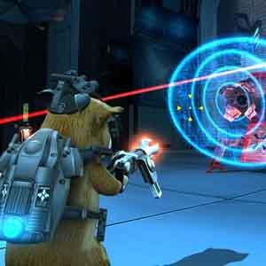 Disney G Force: Gameplay