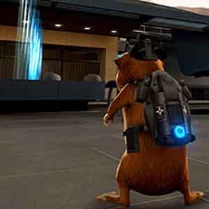 Disney G Force: Darwin
