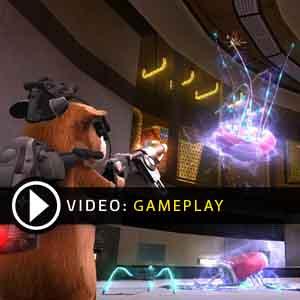 Disney G Force Gameplay Video