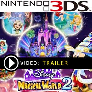 Disney Magical World 2 3DS Prices Digital or Box Edition
