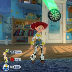 Disney Pixar Toy Story 3 The Video Game Joueur HUD