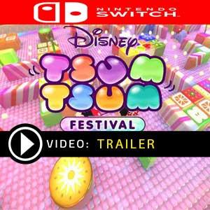 Disney Tsum Tsum Festival Nintendo Switch en boîte ou à télécharger