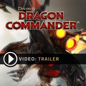 Acheter Divinity Dragon Commander clé CD Comparateur Prix