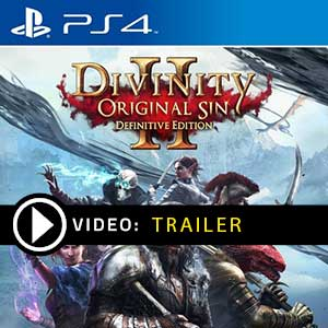 Acheter Divinity Original Sin 2 PS4 Comparateur Prix