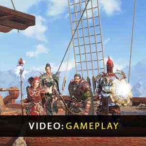Divinity Original Sin 2 video gameplay