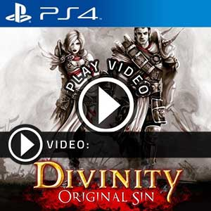Divinity Original Sin PS4 en boîte ou à télécharger