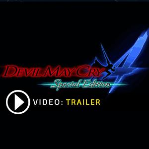 Acheter Devil May Cry 4 Special Edition Clé Cd Comparateur Prix