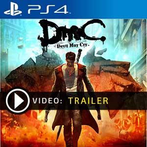 DmC Devil May Cry PS4 en boîte ou à télécharger