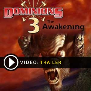 Acheter Dominions 3 The Awakening Cle Cd Comparateur Prix