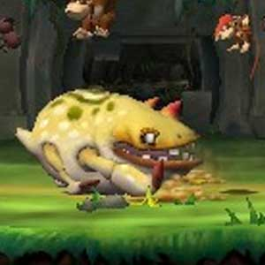 Donkey Kong Country Returns Nintendo 3DS Ennemi