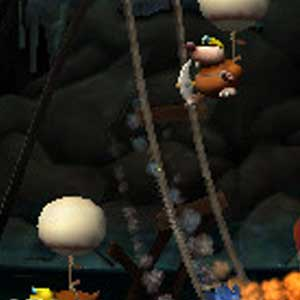 Donkey Kong Country Returns Nintendo 3DS Gameplay
