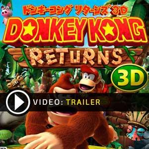 Donkey Kong Country Returns Nintendo 3DS en boîte ou à télécharger