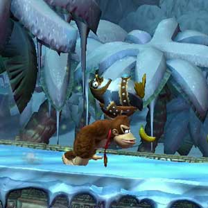 Donkey Kong Country Tropical Freeze Nintendo Wii U marcher