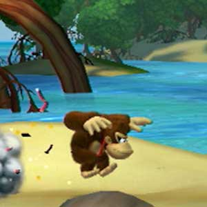Donkey Kong Country Tropical Freeze Nintendo Wii U Saut