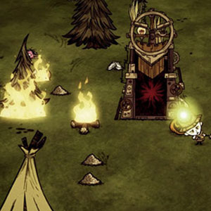 Don't Starve Together Champ de bataille