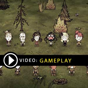 Don't Starve Together All Survivors Gorge ChestGameplay Video