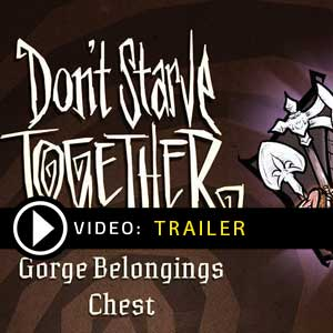 Buy Don't Starve Together All Survivors Gorge Chest CD Key Compare Prices