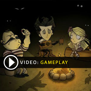 Don't Starve Together Online Multiplayer Gameplay