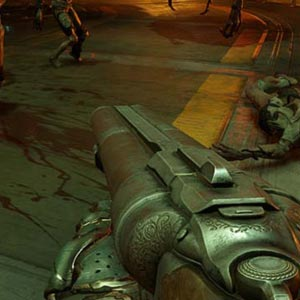 DOOM 4 PS4 Armes