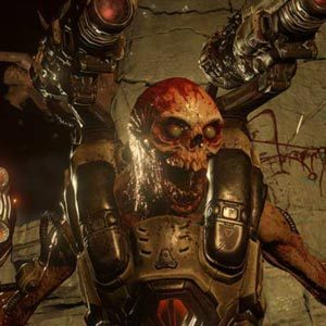 DOOM 4 Gameplay