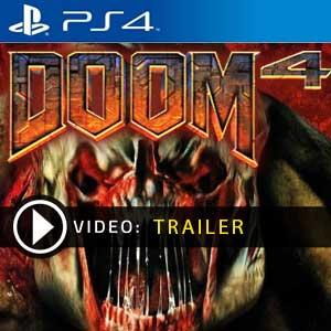 DOOM PS4 en boîte ou à télécharger
